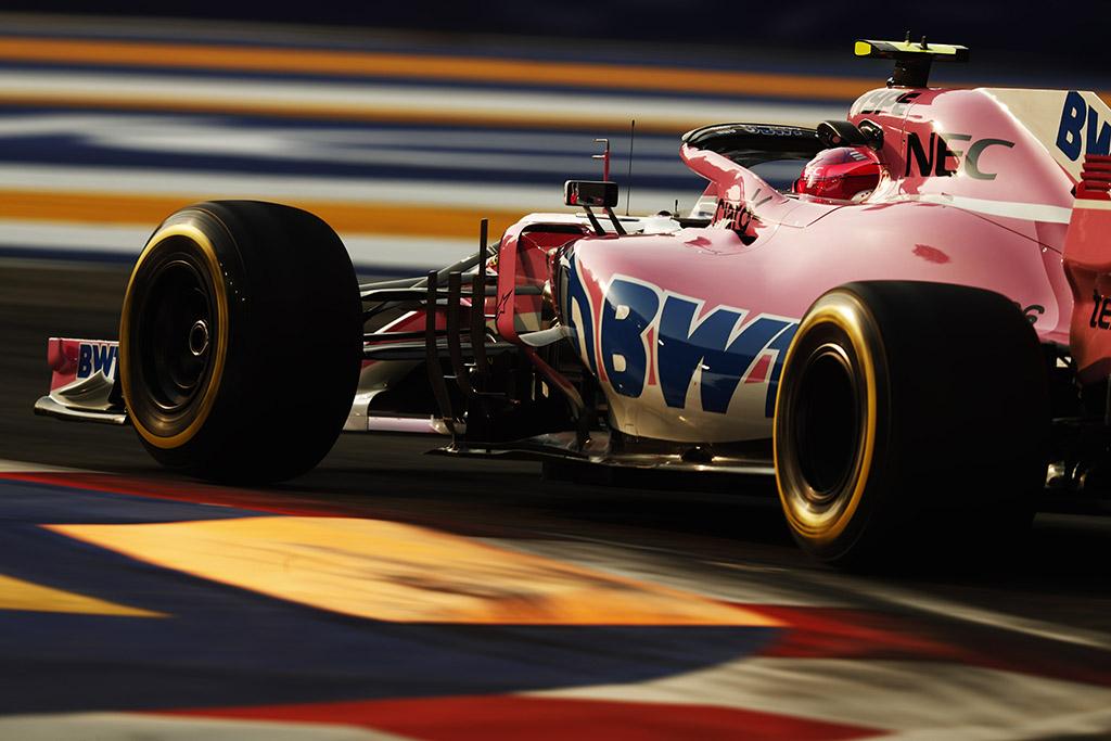 """A. Greenas """"Force India"""" istorijoje prasideda naujas skyrius"""