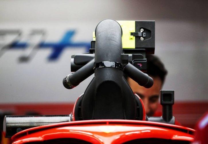"FIA patikrins naująjį ""Ferrari"" įrenginį"