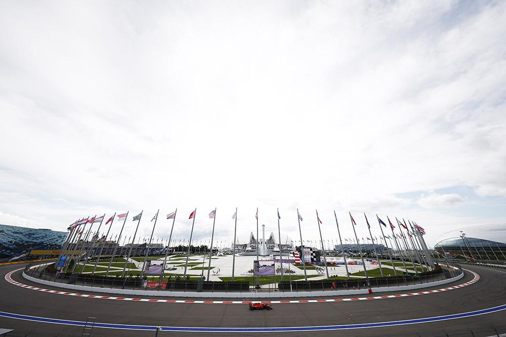 Rusijos GP: orų prognozė