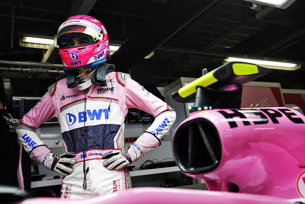 E. Oconas atsisakė planų 2019 m. lenktyniauti kituose čempionatuose