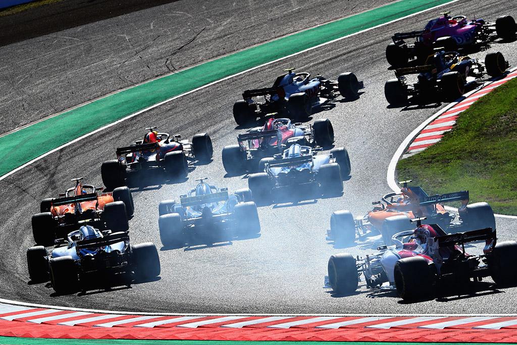 FIA patvirtino 2019 m. F-1 tvarkaraštį