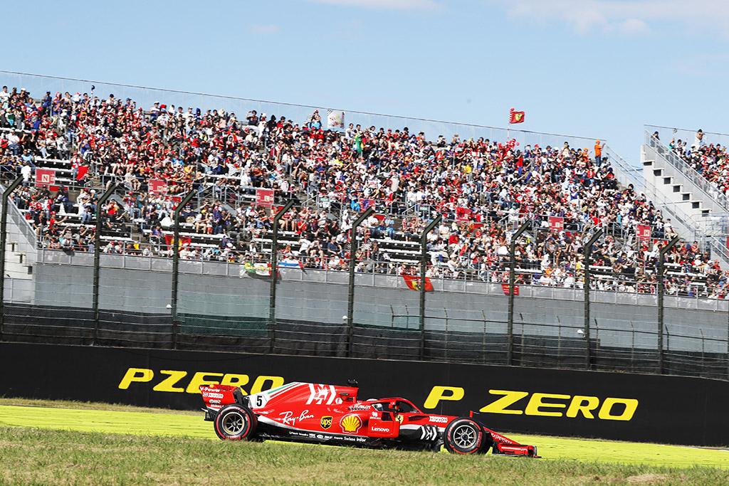 """Ferrari"" susilpnėjimo priežastis – vidinis konfliktas"