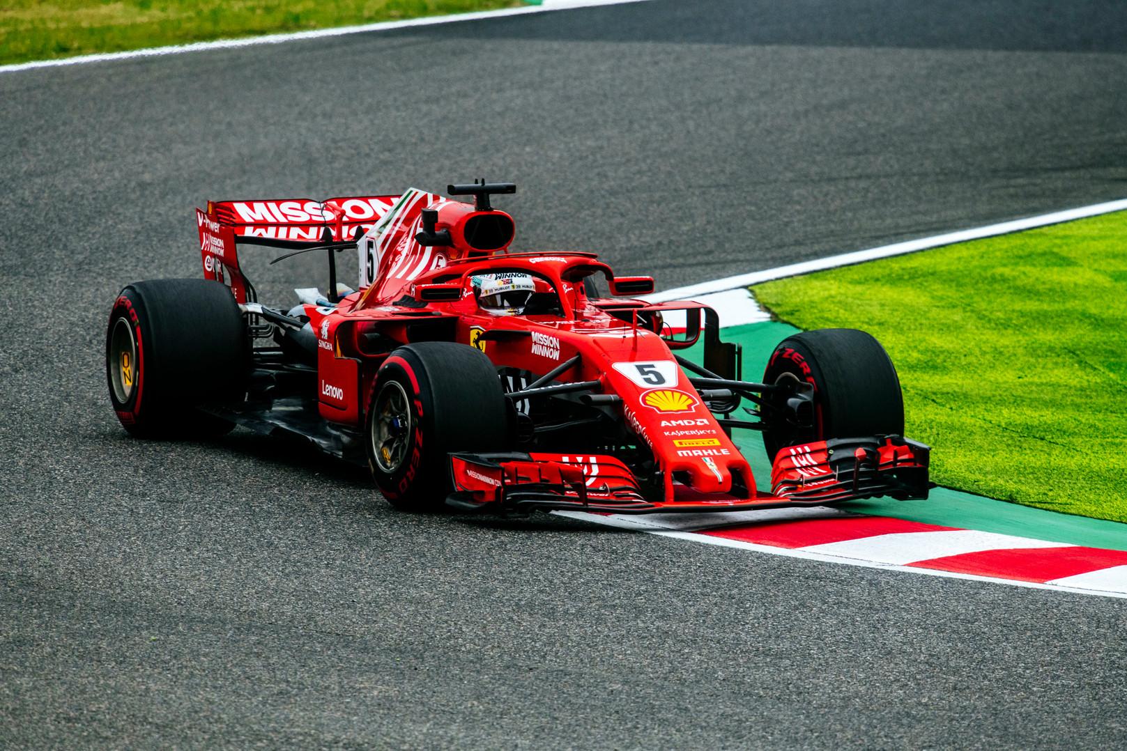 C. Horneris: S. Vettelio lenkimas buvo per daug optimistiškas