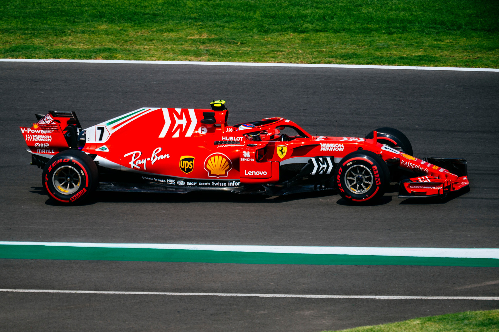K. Raikkonenas prašo FIA skirti griežtesnes baudas