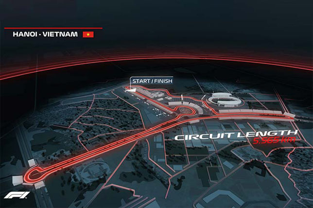 Oficialu: Vietnamo GP įvyks 2020 metų balandį