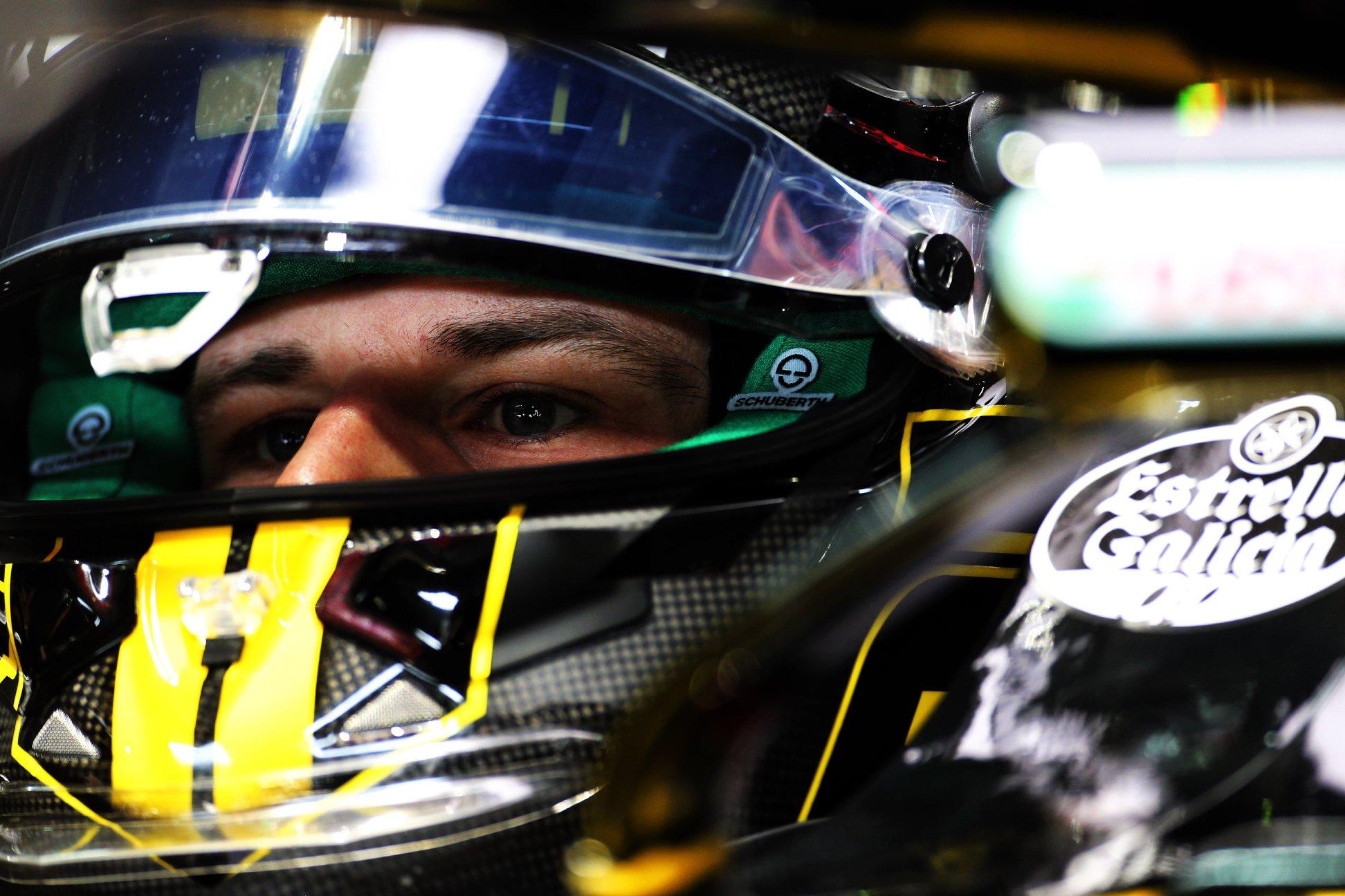 """N. Hulkenbergas: turėsiu rasti """"papildomą pavarą"""", kad įveikčiau D. Ricciardo"""
