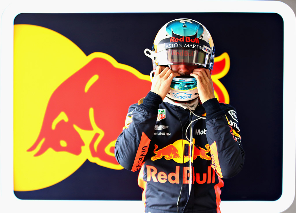 """Ar galės D. Ricciardo tapti """"Renault"""" lyderiu?"""