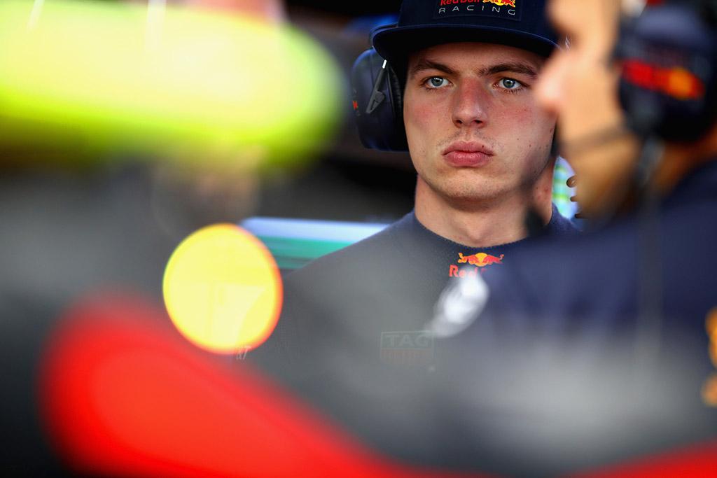 """M. Verstappenas: su """"Mercedes"""" bolidu nesunkiai laimėčiau pirmąją vietą"""