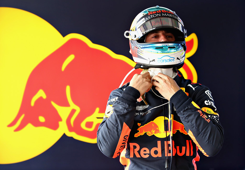 """D. Ricciardo prakalbo apie tai, kodėl paliko """"Red Bull"""" ir pasirinko """"Renault"""""""