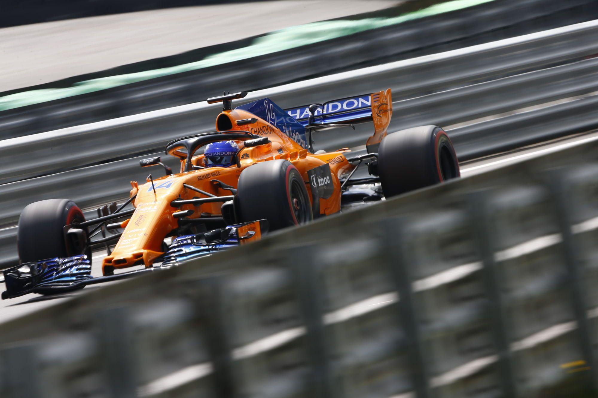 Z. Brownas: Alonso mes paskambinsime pirmiausiai