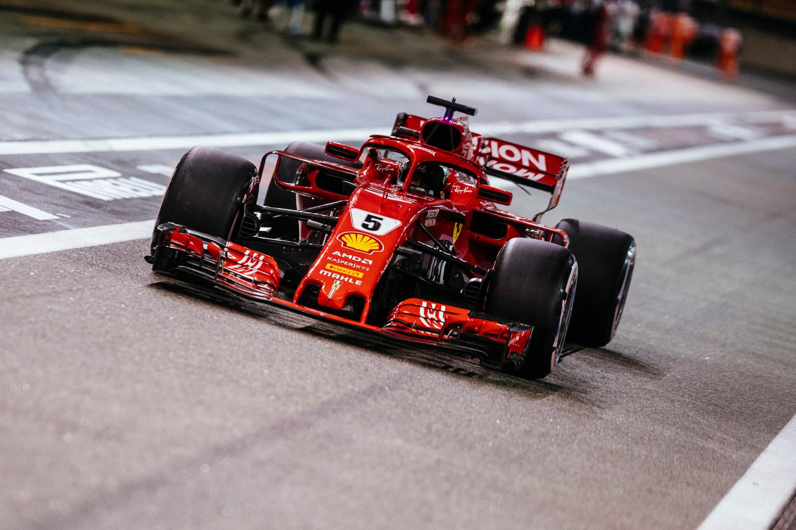"""L. Turini: """"Ferrari"""" sprendimas buvo pavėluotas"""