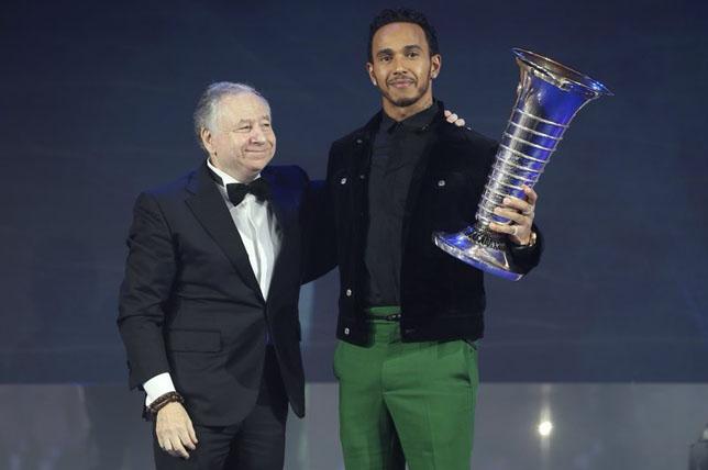 """Rusijoje įvyko """"FIA Gala"""" apdovanojimų ceremonija"""