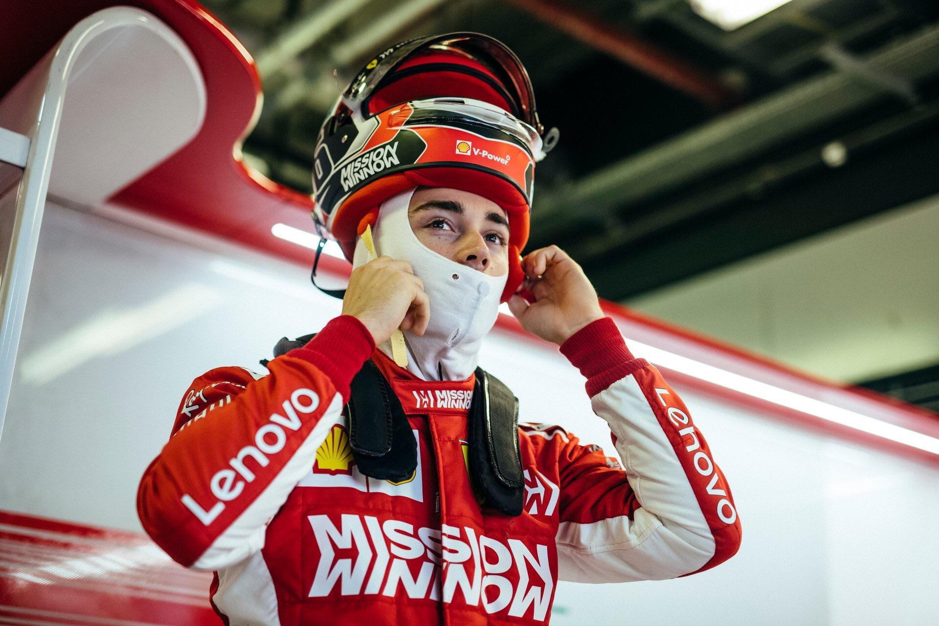 N. Todtas: Ch. Leclercas turi nepadaryti pagrindinės klaidos