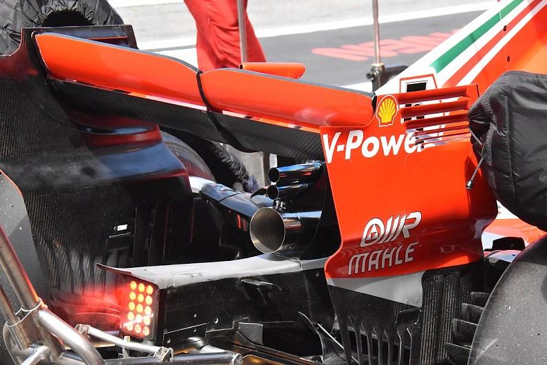 """Ferrari"" bolidas išsiskirs unikalia išmetimo sistema"