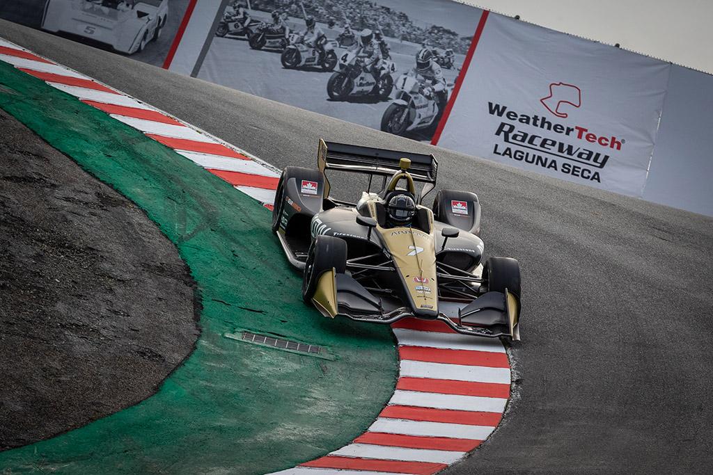 IndyCar. M. Ericssonas: didžiausia mano problema - pastovumas