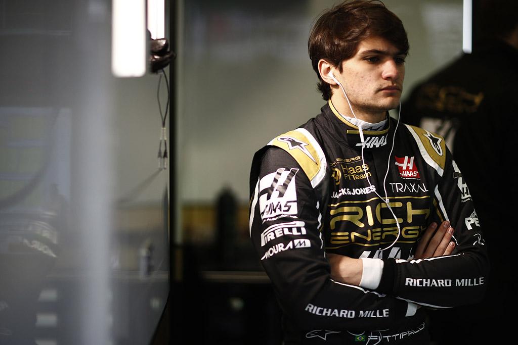 """Haas"" pasirašė sutartis su P. Fittipaldi ir L. Deletrazu"