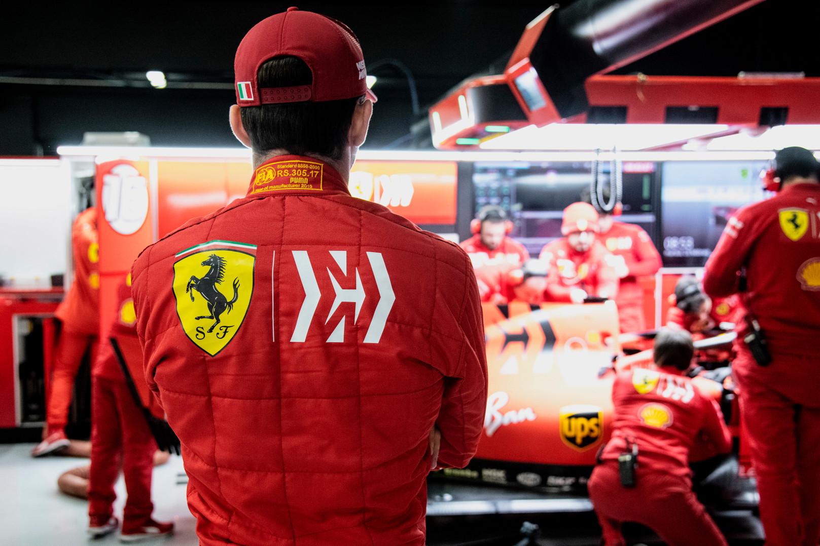"""Per dešimtmetį rėmėjai """"Ferrari"""" komandai sumokėjo 2,1 mlrd. JAV dolerių"""