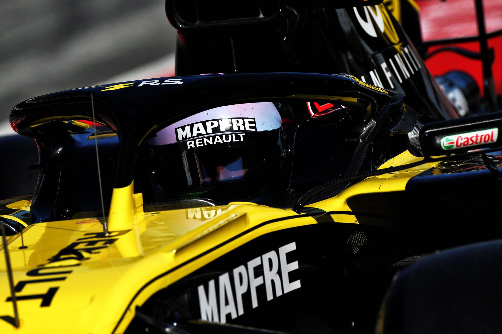 T. Wolffas: mes dairėmės į D. Ricciardo