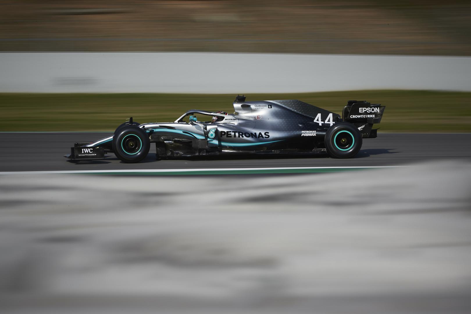 Australijos GP: penktadienio treniruotė Nr.1