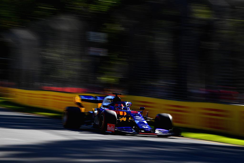 "C. Abiteboulas nepatenkintas ""Toro Rosso"" komandos forma"