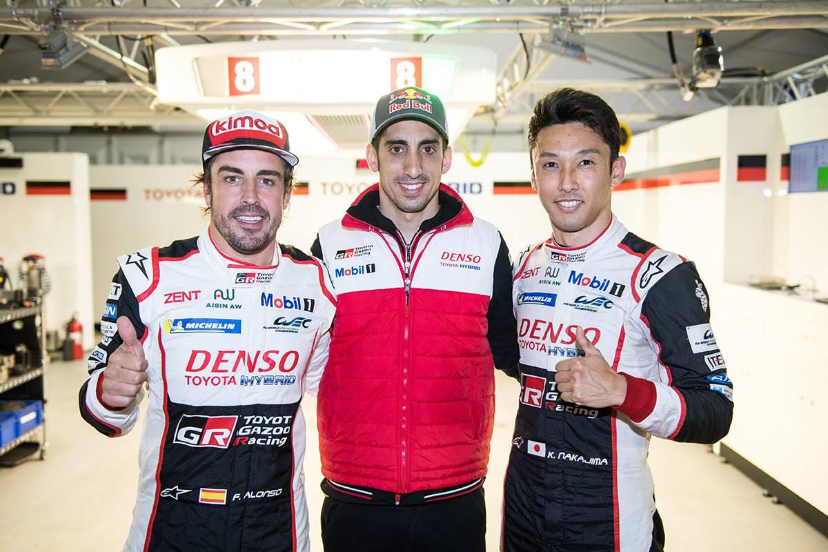 "WEC. F. Alonso ir ""Toyota"" pagerino Sebringo trasos rekordą, iškovojo ""pole"" poziciją"