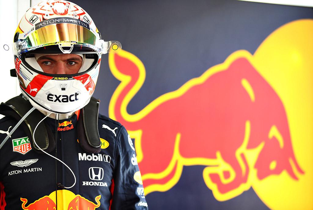 M. Verstappenas siūlo pilotus bausti po lenktynių