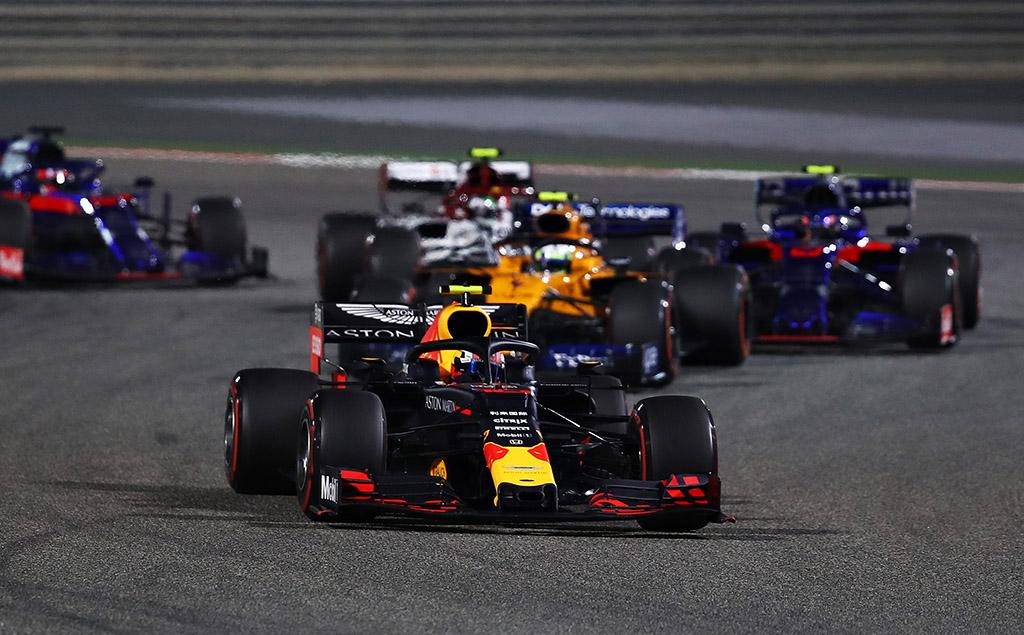 """C. Horneris: """"Red Bull"""" didele persvara lenkia komandas vidutiniokes"""