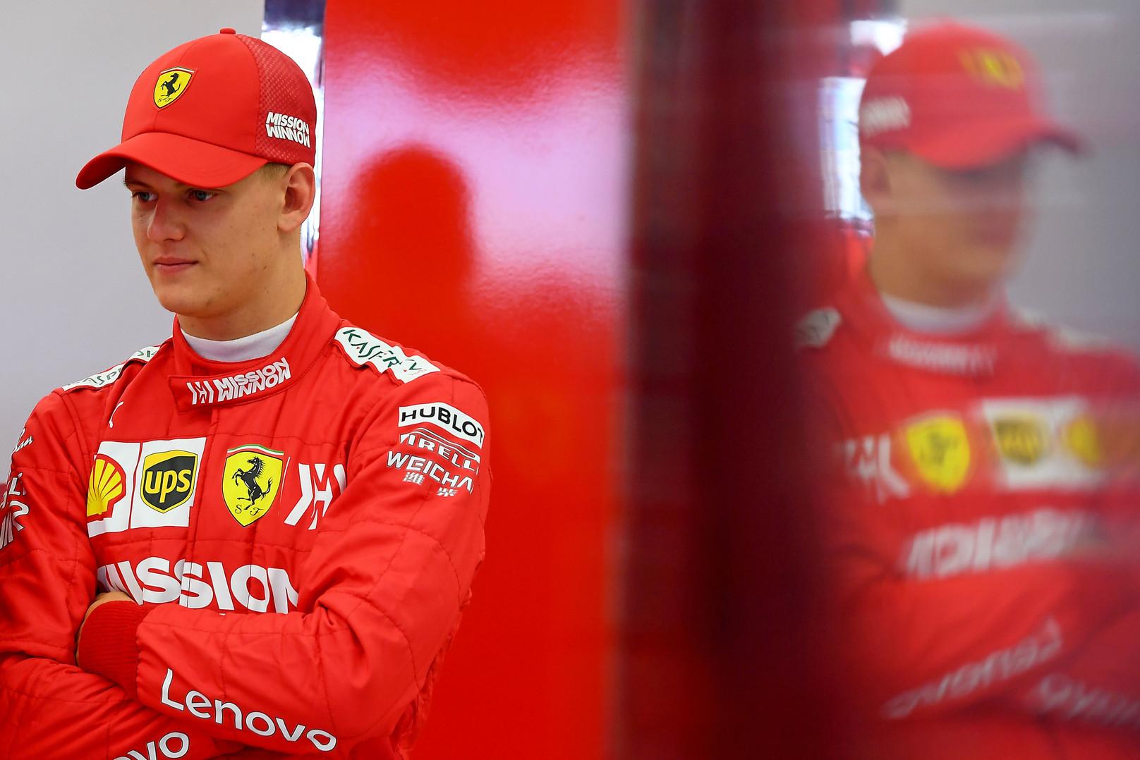 N. Hulkenbergas: tik laiko klausimas, kada M. Schumacheris debiutuos F-1