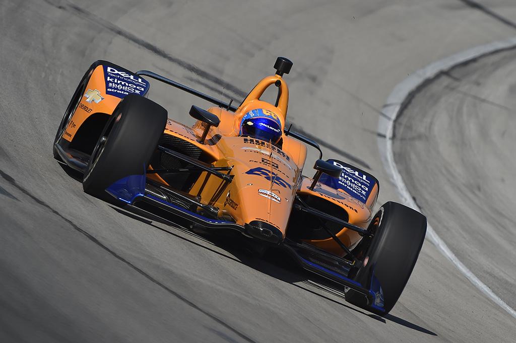 """IndyCar. Oficialu: """"McLaren"""" kitąmet sugrįš į """"IndyCar"""""""