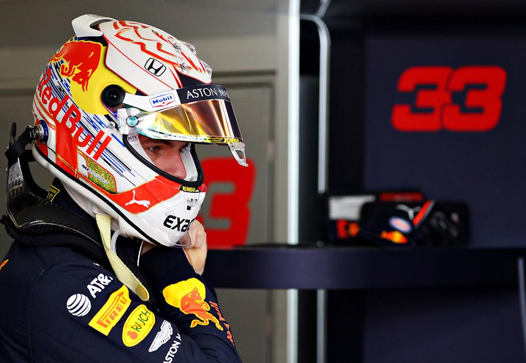 W. Buxtonas: M. Verstappenas nusipelnė pagyrų