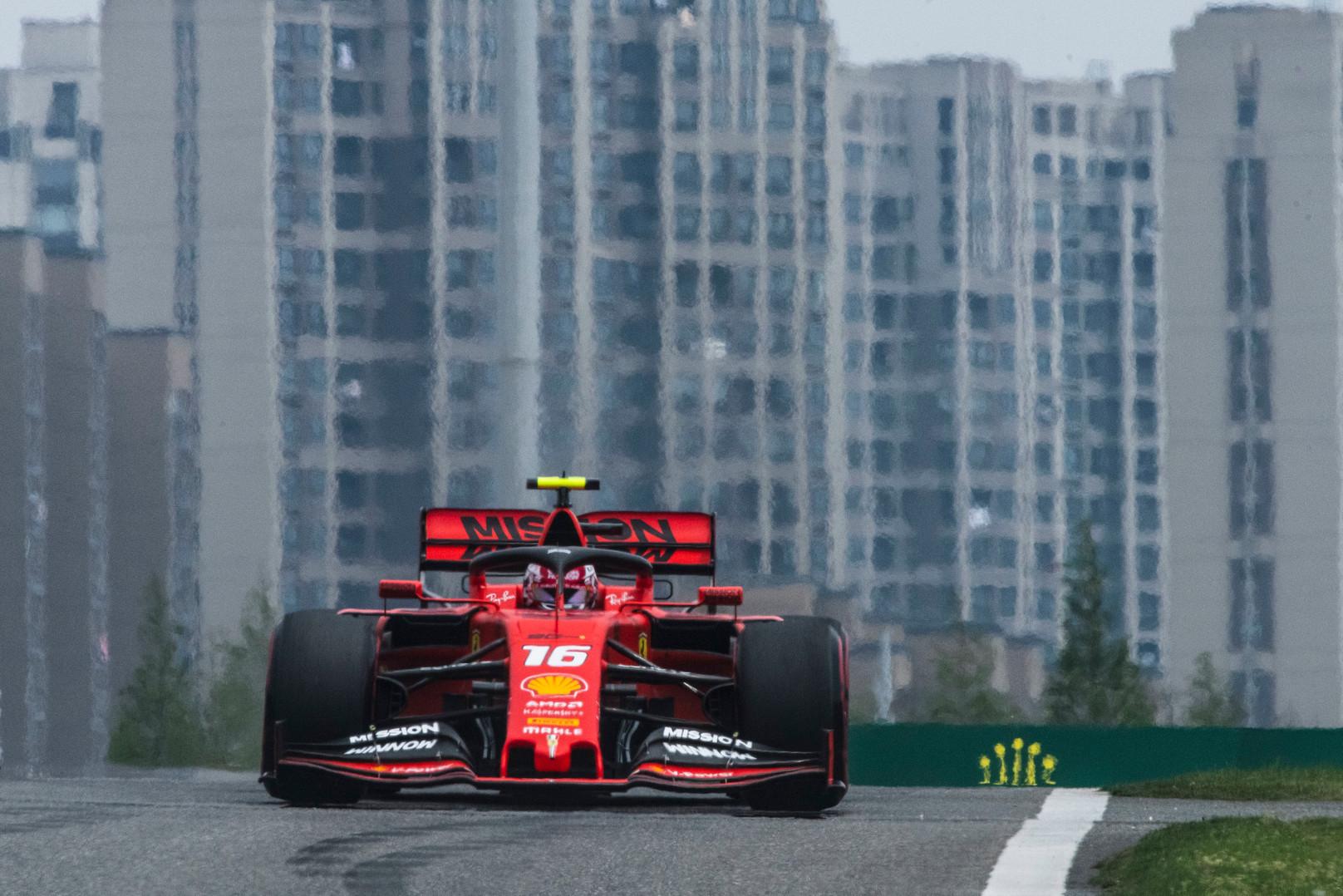 "C. Leclercas neskuba komentuoti ""Ferrari"" sprendimų"