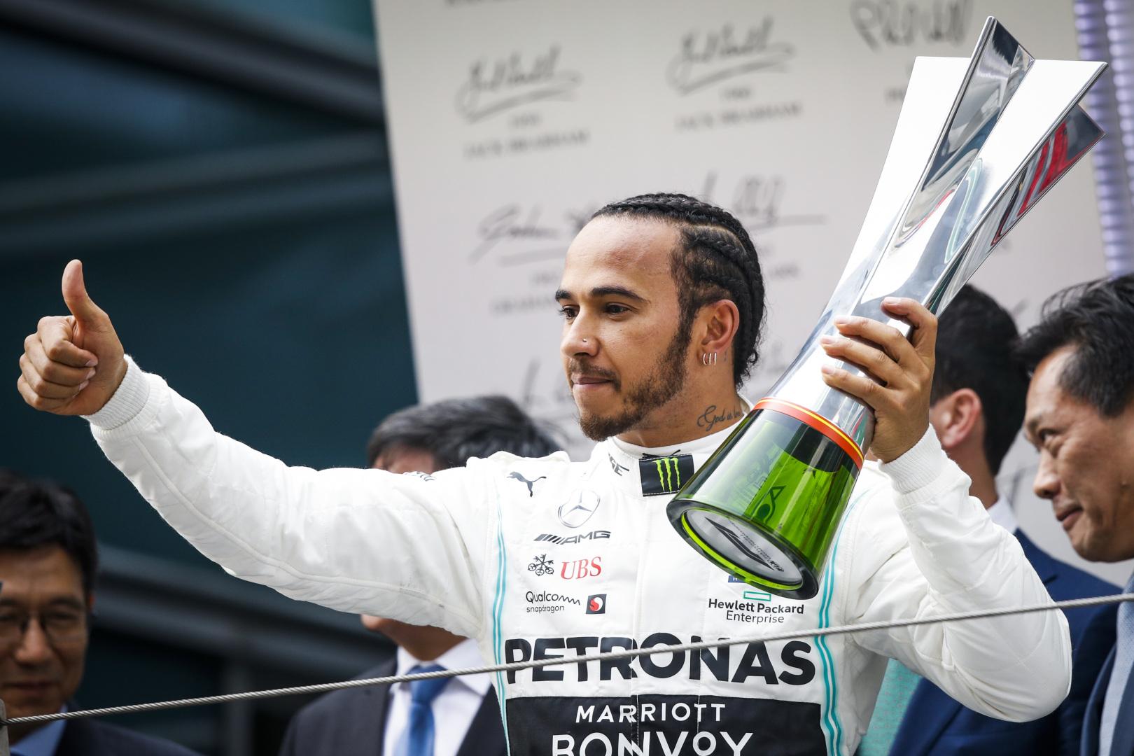 G. Bergeris: L. Hamiltonas – pirmasis, kurį galima lyginti su A. Senna