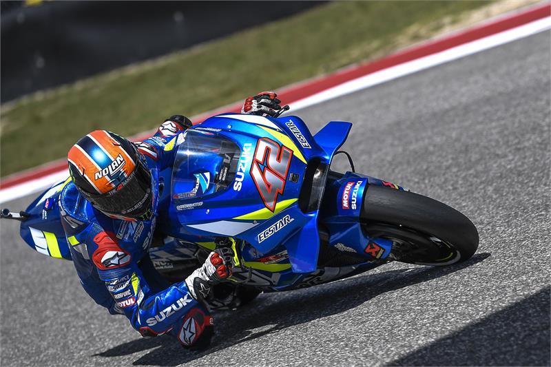 MotoGP. A. Rinsas triumfavo Ostine, M. Marquezas krito nuo motociklo