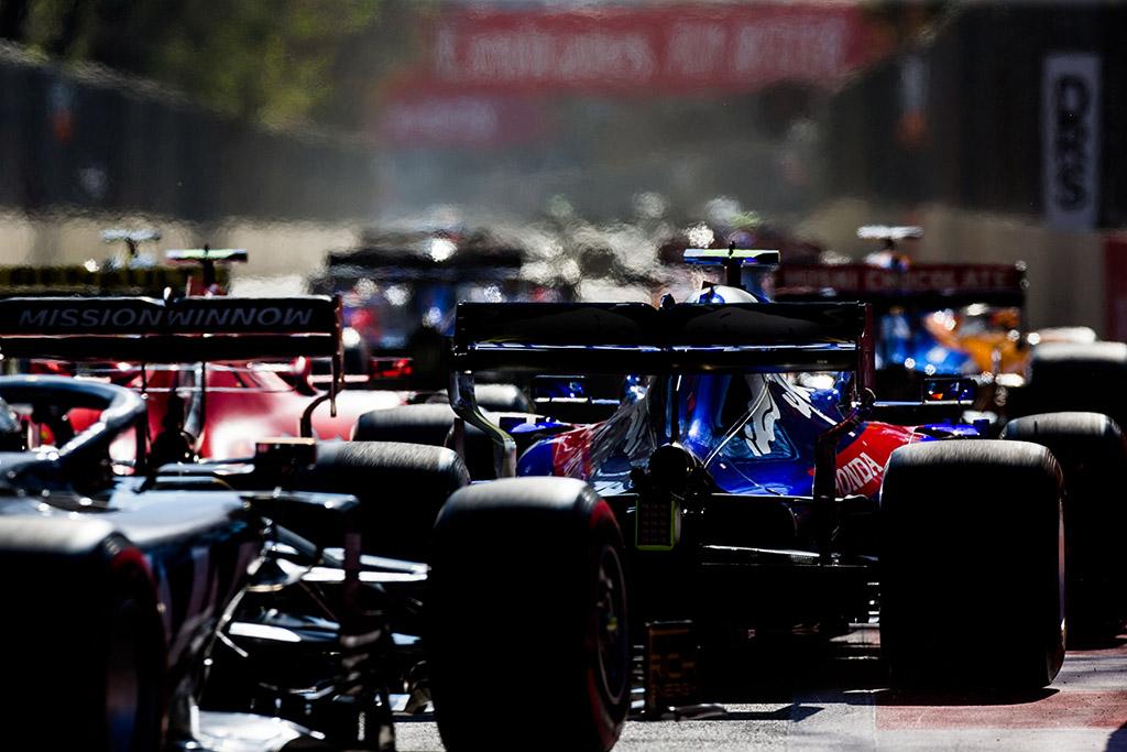FIA patvirtino taisykles 2021 metams