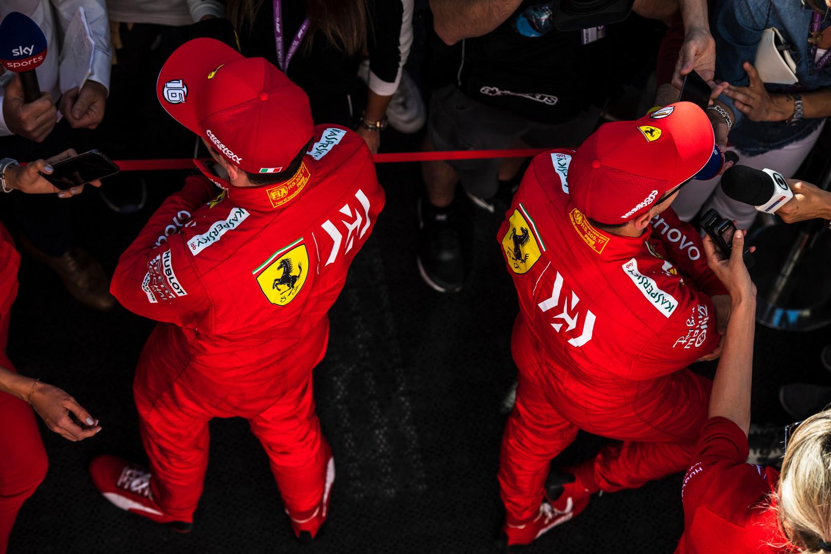 S. Vettelis: visos tos kalbos apie komandinę taktiką tikrai nepadeda