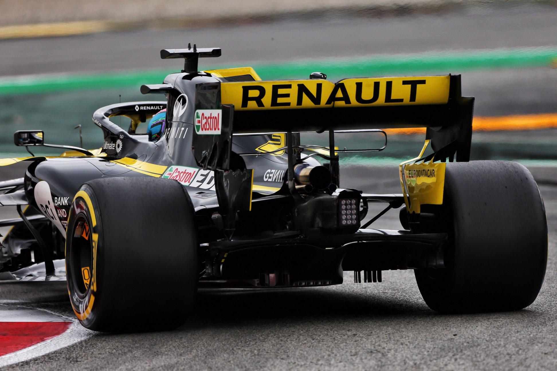 """Antrosios """"Renault"""" lenktynės be taškų"""