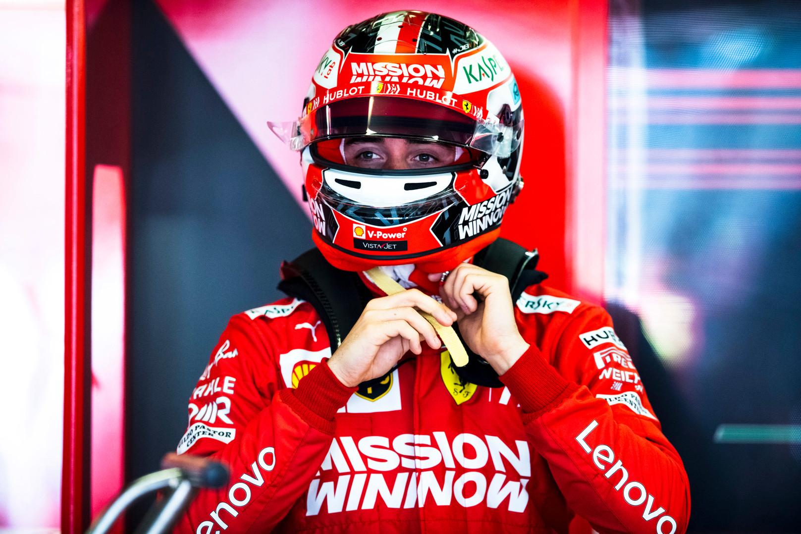 M. Hakkinenas: Ch. Leclercui reikės išlieti daug prakaito, kad prisivytų S. Vettelį