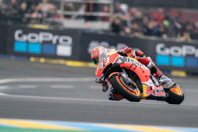 MotoGP. Prancūzijoje - trečioji M. Marquezo pergalė