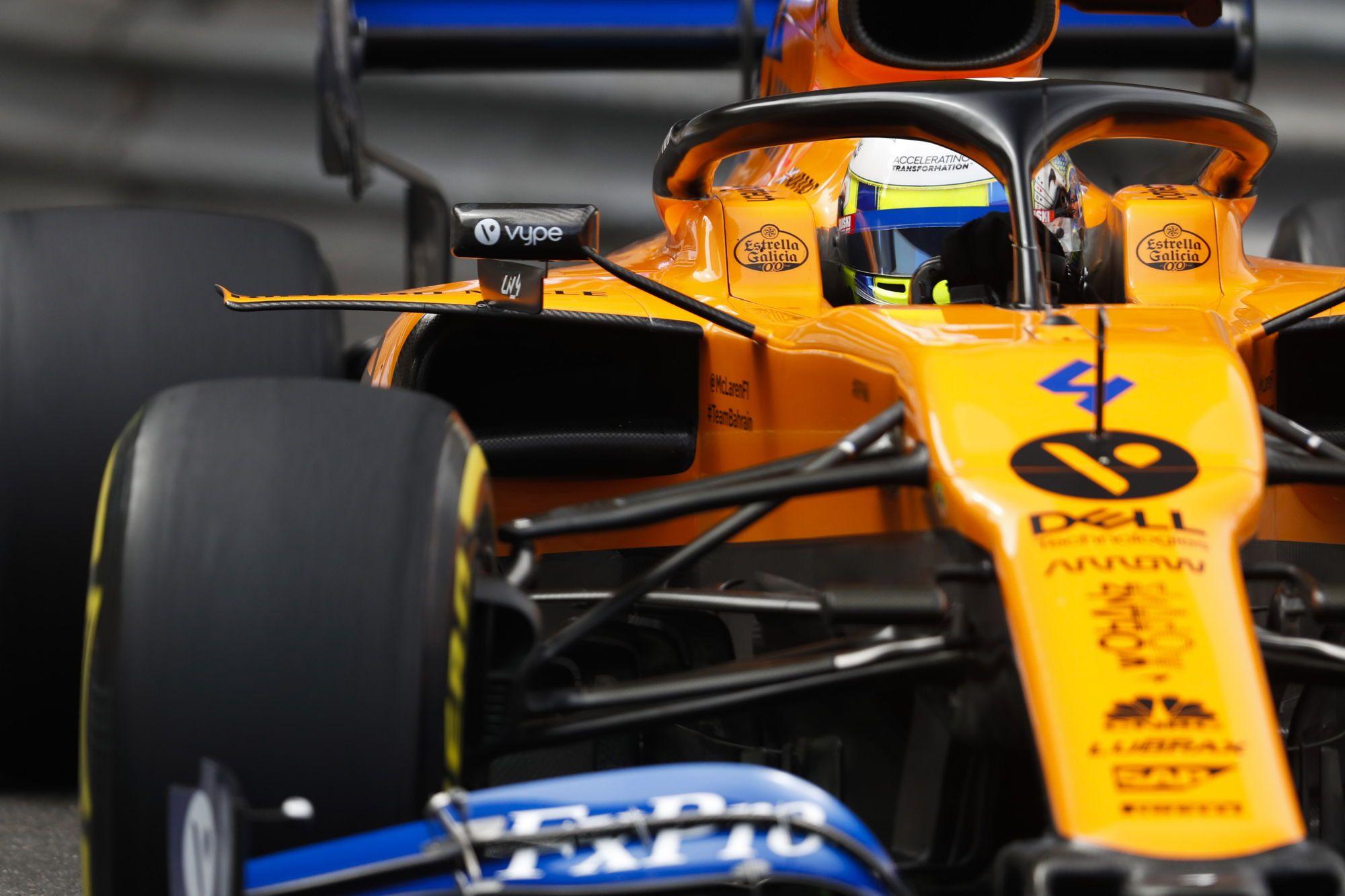 """""""McLaren"""" ruošiasi 2021 metų reformoms"""