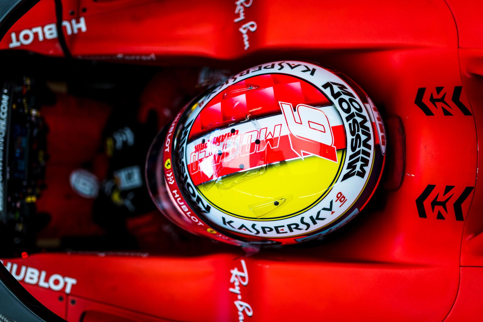 Monako GP: šeštadienio treniruotės