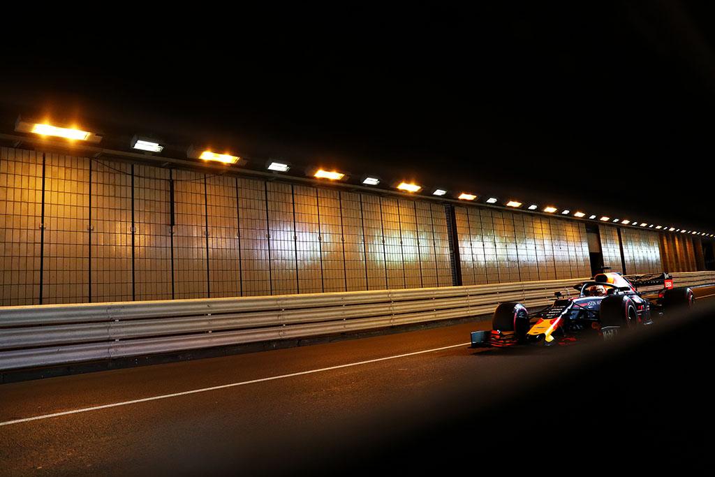M. Verstappenas: padariau viską, kad aplenkčiau Lewisą