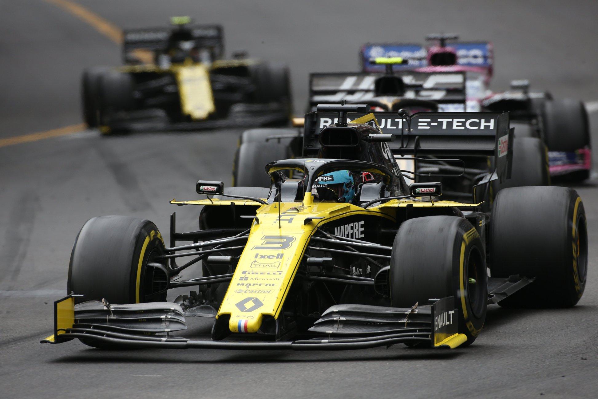 D. Ricciardo: rezultatai sezono pabaigoje pradės gerėti