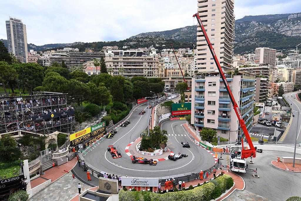Monako trasos paruošimo darbai prasidės kitą savaitę