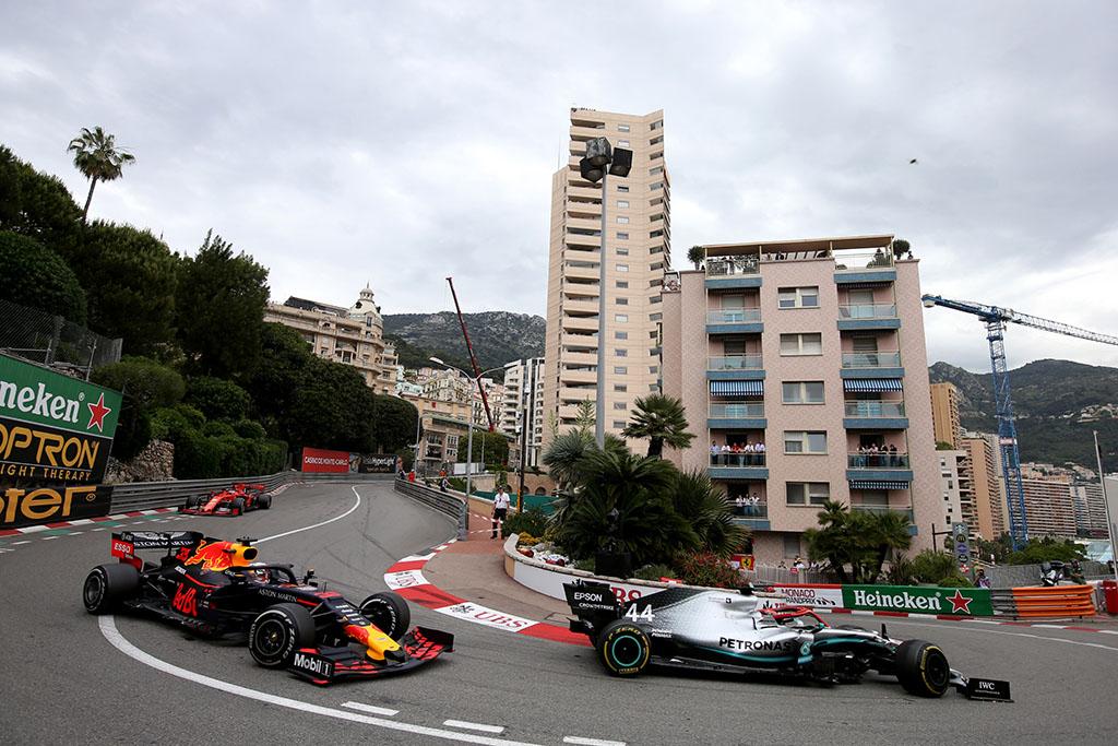 Monakas mano, kad GP įvyks