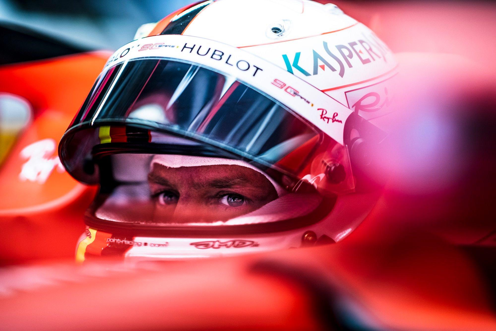 S. Vettelis: esu labai patenkintas