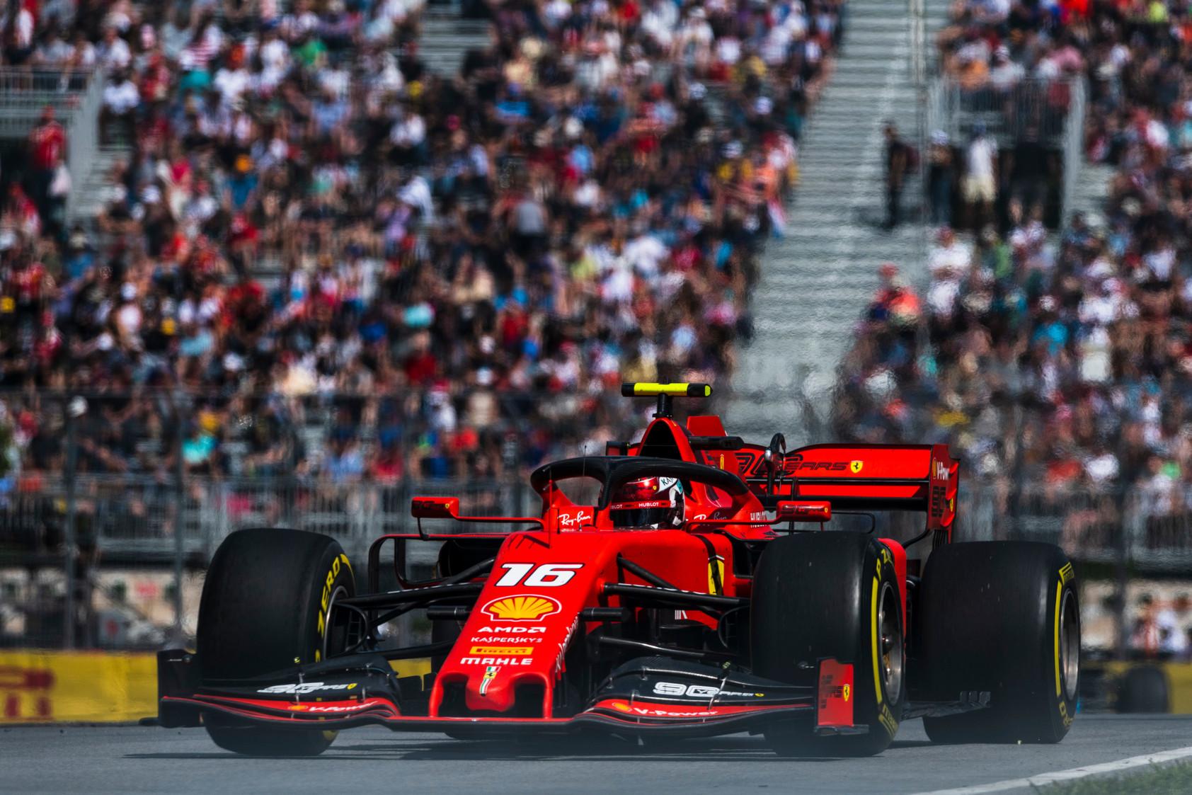 Ch. Leclercas: Prancūzijoje bus galima spausti visu greičiu