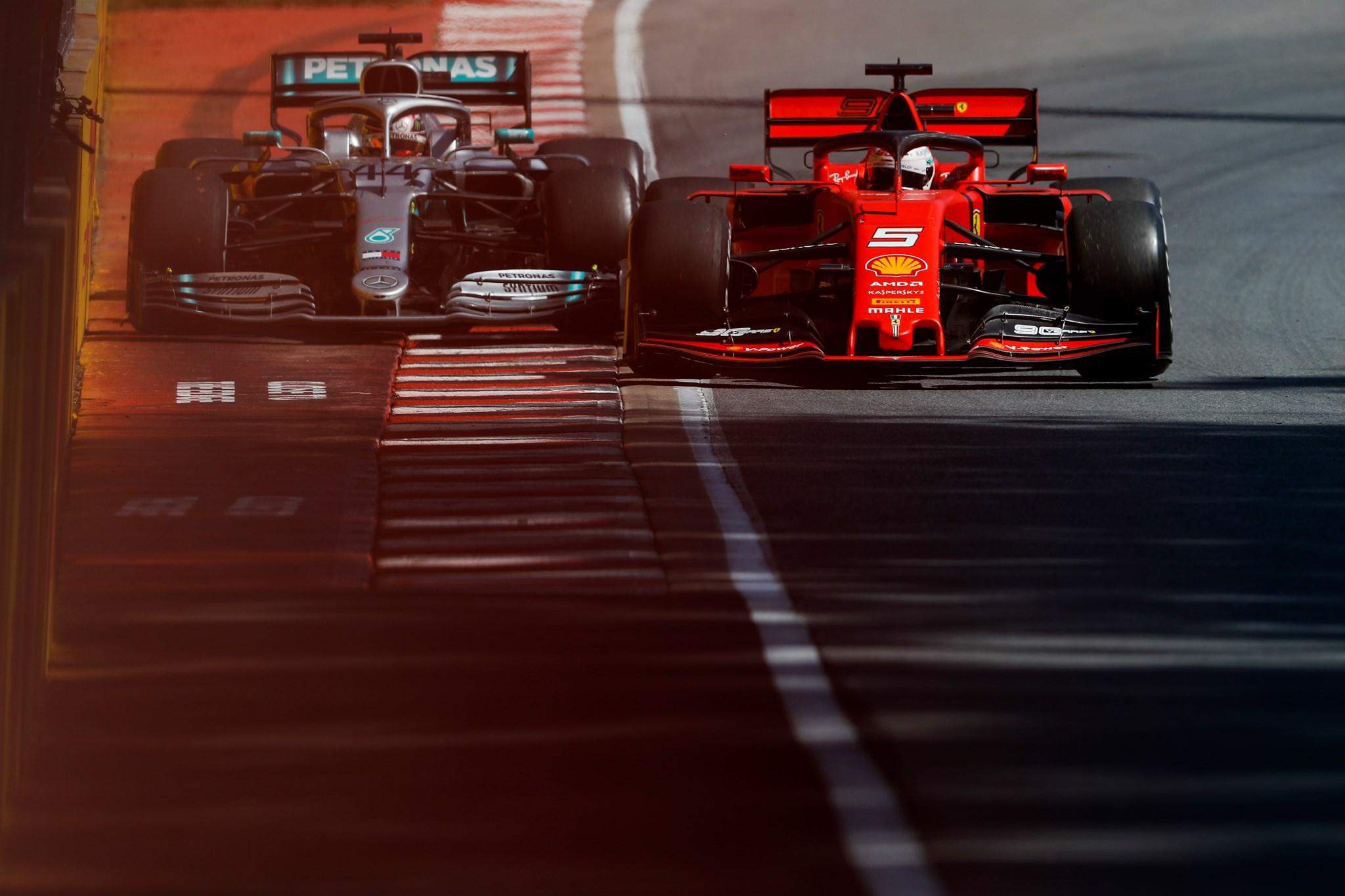 Teisėjų kolegija Vettelio baudą paliko galioti