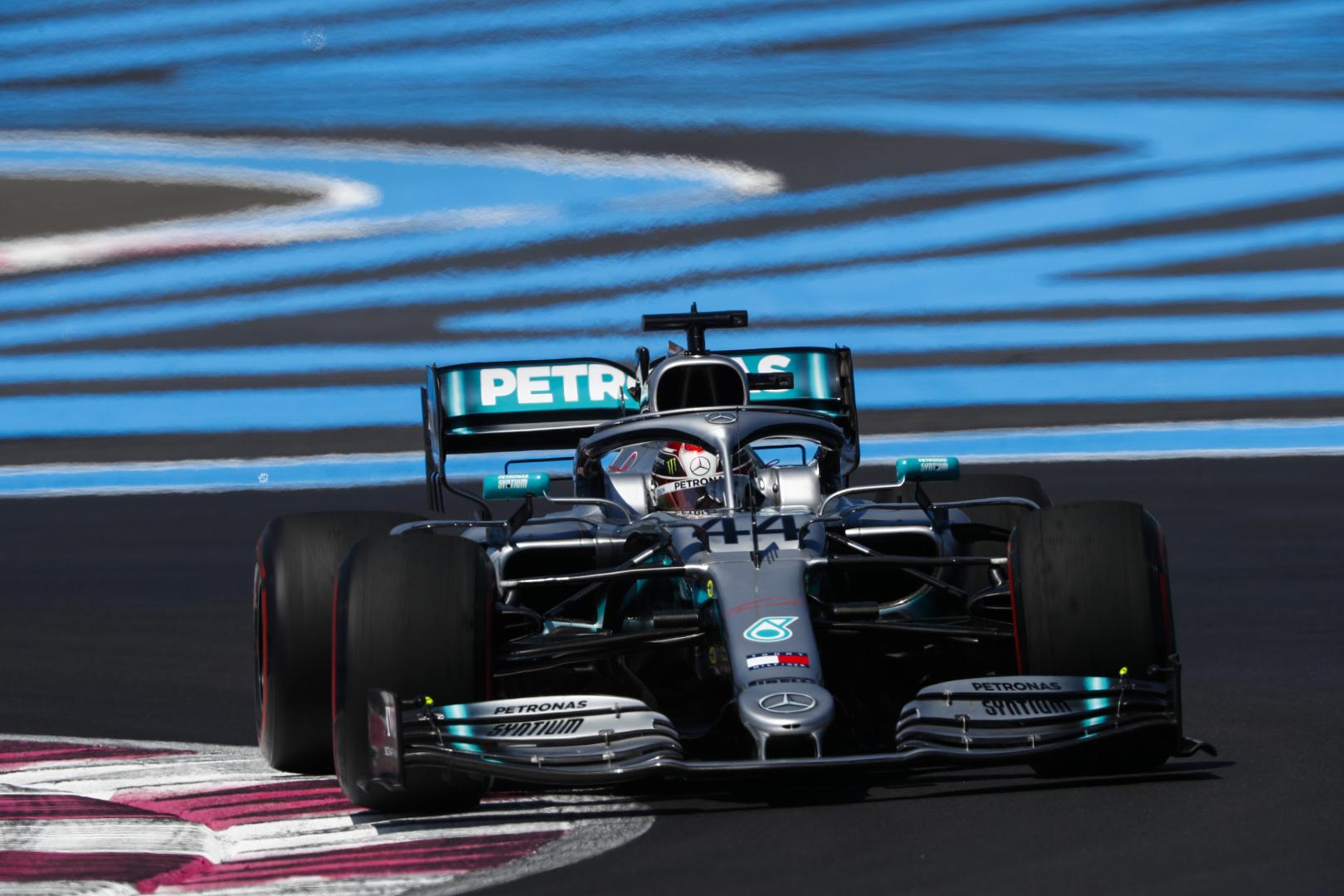 L. Hamiltonas prognozuoja nuobodų lenktynių savaitgalį