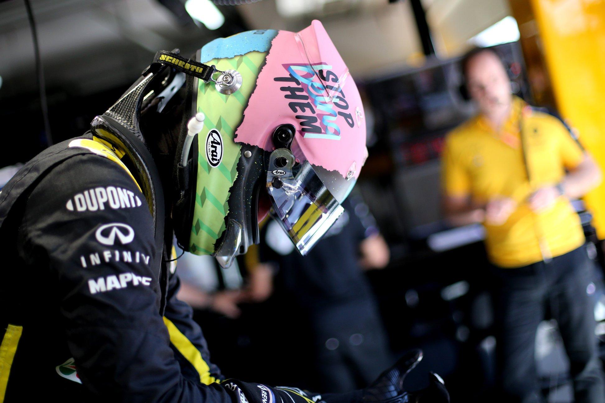 D. Ricciardo: pajaučiau patobulinimų naudą