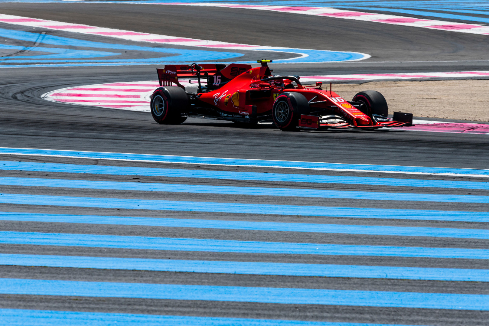 C. Leclercas: man pritrūko ratų pakovoti su Bottu